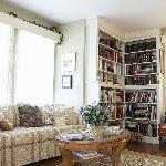 Foto van Alexander House Booklovers Bed and Breakfast