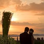 Our Wedding Sunset