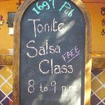  Salsa Class