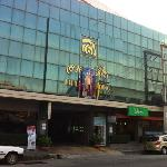 Front of guesthouse - Lithai Plaza