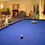  Relax with a drink &amp; a game of Billiards