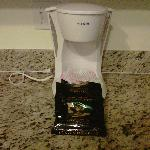 """Gourmet Coffee Maker & Starbucks® Brand Coffee"""