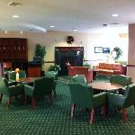 Foto van Courtyard by Marriott Blacksburg