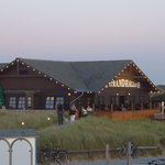 Restaurant Strandhalle in List/Sylt