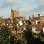 Bilde fra The Croft Bridgnorth