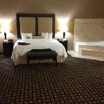Hampton Inn & Suites Longview North resmi