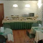  colazione a buffet