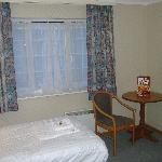 Bridge Inn room