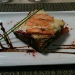  milhojas de verdira con salmon