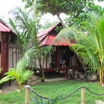 Foto Little Corn Beach and Bungalow