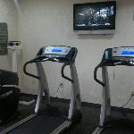  Small fitness room