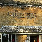 Foto The Churchill Arms