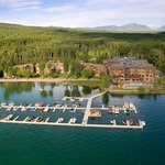 ‪Lodge at Whitefish Lake‬