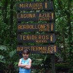  Tour rio celeste