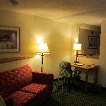 Foto van Fairfield Inn and Suites by Marriott Wheeling St Clairsville