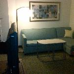 Room 415 - Sitting area