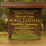 Bahia Lapataia