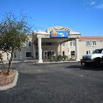 Foto van Comfort Inn Green Valley