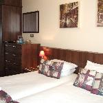  One of our En Suite Deluxe Rooms