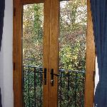  Oak room french windows