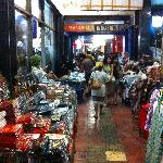 Shopping at Malioboro