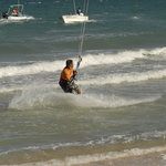 kiteboarding baja