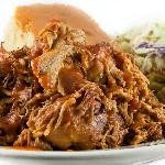  North Carolina Pulled Pork Platter