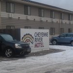Cheyenne River Motel, Eagle Butte SD