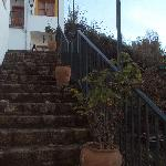  escaleras de las villas