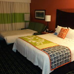 Fairfield Inn Albuquerque University Area Foto