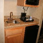  Kitchenette area