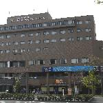 Hagi Royal Intelligent Hotel Foto