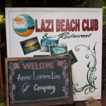 Photo de Lazi Beach Club