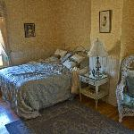 French Country room in Terrace Hill house