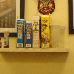 Breakfast cereals available