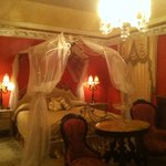 bridal suite / room #10