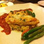 Pan Fried Cream Dory