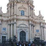  Ragusa cathedral wedding