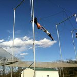 Kory Aversa Flying Trapeze Fly City Fly School Philadelphia School Circus Arts PIFA