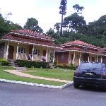 kamalodge front view