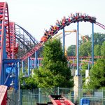 SUPERMAN: Ride of Steel at Six Flags America