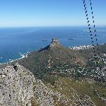 Camps Bay (Left Beach)