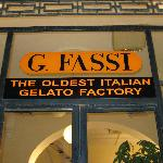 Best Gelato in all of Italy. Short ride on the street car, or walk here.