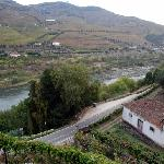  The Douro as seen from the terrace