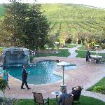 Foto The Purple Orchid Wine Country & Spa