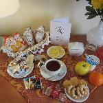 B&B Abaco Sicilia breakfast time