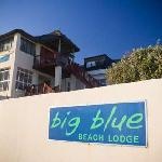 Big Blue Beach Lodge
