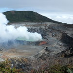poas volcano CR national park