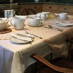 Ragstones Cornish Bed & Breakfast - Kitchen
