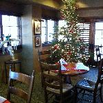 Christmas in Hacienda lounge
